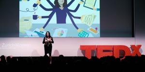TEDx Talk DM April